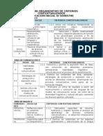 Criterios Inicial IV