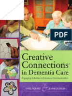 Creative Connections™ in Dementia Care