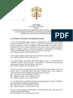 Syllabus Do Sumo PontÍfice Pio Ix Contendo