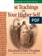 Lost Teachings of Jesus 2 Your Higher Self Sample