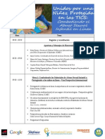 Programa Encuentro TIC