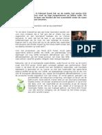 Lancering van Persil Eco Power in Nederland