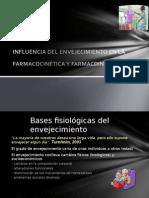 Geriatria-Farmacocinetica y Farmacodinamia
