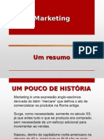 MARKETING - Um resumo