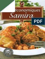 Samira - Plats Economiques 1