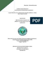 UNIMED-Research-28401-Kajian Pemanfaatan Enzim Papain Getah Buah Pepaya Untuk Melunakkan Daging