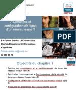 Presentation Du Chap It Re 7