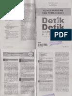 Kunci Jawaban Detik Detik Bahasa Indonesia 20182019