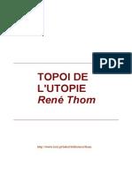 Thom - Topoi de l'Utopie