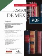 La Homeopatía de México, no. 691 (julio-agosto de 2014)