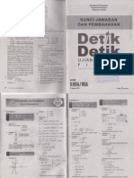 Pembahasan Buku Detik Detik Un Fisika Untuk Program Ipa