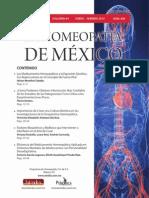 La Homeopatía de México, no. 694 (enero-febrero de 2015)