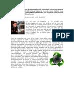 Lancement de Persil Eco Power dans le Benelux