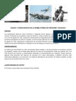 CAUSAS Y CONSECUENCIAS DE LA BOMBA ATÓMICA DE HIROSHIMA Y NAGASAKI.docx
