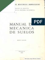 Manual de Mecanica de Suelos