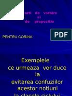 Parti de Vorbire Si Prop.