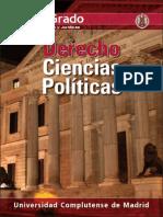 doble grado derecho y políticas UCM