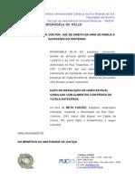 Modelo Ação de Dissol. CC Alimentos