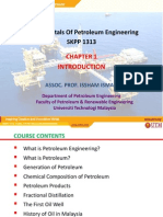 Chapter 1 Introduction - Fundamental Petroleum Engineering, UTM
