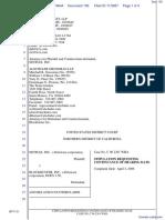 Netflix, Inc. v. Blockbuster, Inc. - Document No. 130