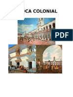 Album Epoca Colonial