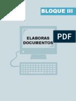Elaboras Documentos