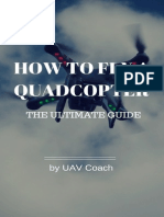 How to Fly a Quadcopter the Ultimate Guide PDF