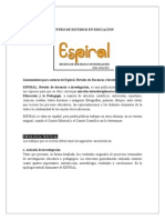 Lineamientos Para Autores -Español
