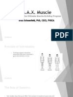 MAX Muscle Periodization by Dr. Brad Schoenfeld