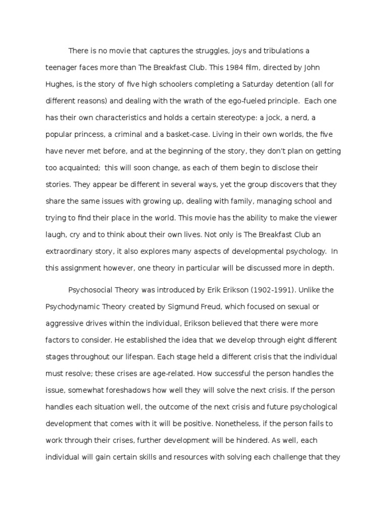 Sassen s polarisation thesis