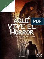 Anson, Jay - Aqui Vive El Horror