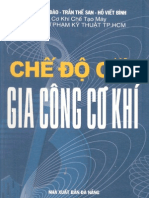 Chế Độ Cắt Gia Công Cơ Khí - Nguyễn Ngọc Đào, 256 Trang.pdf