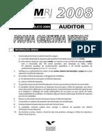 Tcmrj08 Auditor Verde