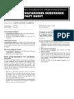 product sheet acetyl methyl carbinol