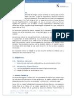 Historia de La Electricidad en Perú.