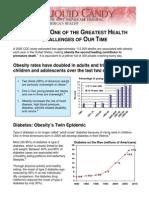 Sdtaxes Obesity Factsheet