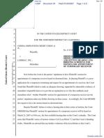 Cessna Employees Credit Union et al v. Lorimac Inc. - Document No. 34