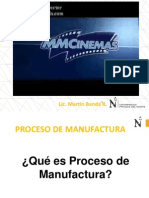 s1 Definicion de Proceso de Manufactura 2015-1