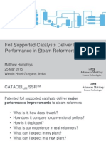 08 Foil Supported Catalysts