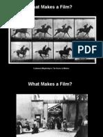 SP 472 American Film History II, Week 1