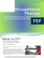 occupational therapy overview - pip