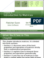 Introduction to Matrices