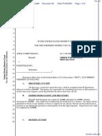 Apple Computer, Inc. v. Podfitness, Inc. - Document No. 23