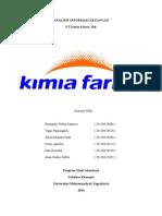 Analisis Informasi Keuangan Bernanda Dkk Insyaallah Fix