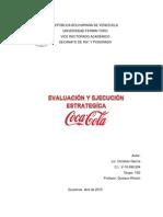 Evaluación y Formulación Estrategica - Christian