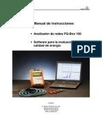 Manual Analizador Pqbox