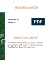 Dabur India Limited