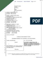 Shloss v. Sweeney et al - Document No. 54