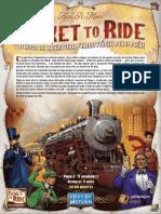 Jogo Ticket to Ride Regras