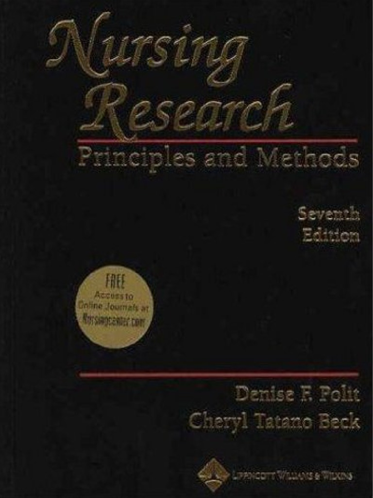 Nursing research principles and methods 7th edition polit nursing research principles and methods 7th edition polit qualitative research statistics fandeluxe Images